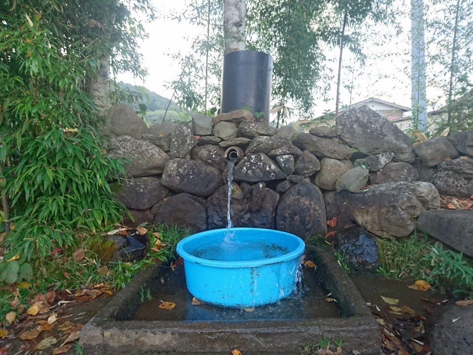 黒姫 信濃町 わき水